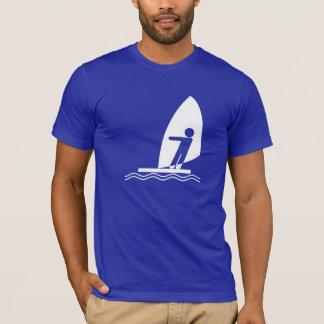 Blue Windsurfing T-Shirt