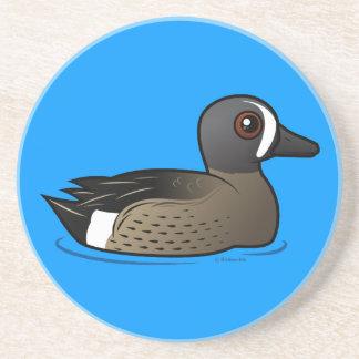 Blue-winged Teal Drink Coaster