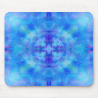 Blue Wings Mouse Pad