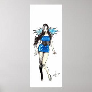 Blue Wings Impresiones