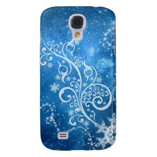 Blue Winter Galaxy S4 Cover