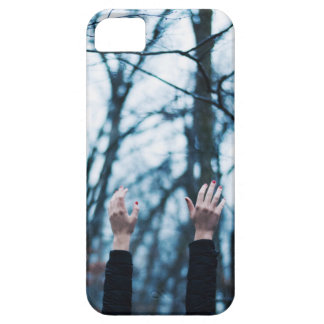 Blue Winter Solstice iPhone SE/5/5s Case