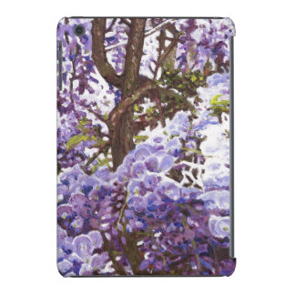 Blue wisteria 2011 iPad mini cover