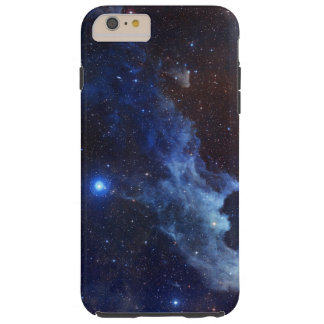 Blue Witch Head Nebula Astronomy Tough iPhone 6 Plus Case