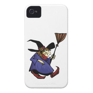 Blue Witch iPhone 4 Cases