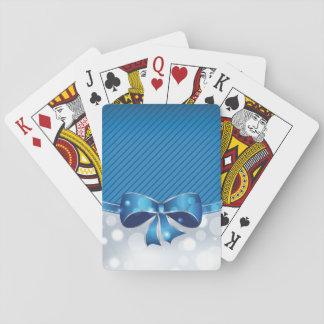 Blue Wonder Poker Cards
