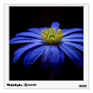 Blue Wonder Wall Sticker