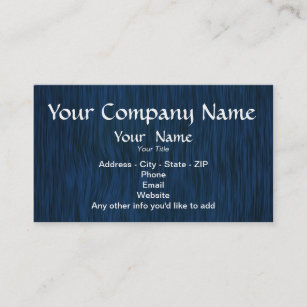 Simple wood background business cards templates zazzle blue wood background custom business cards reheart Choice Image