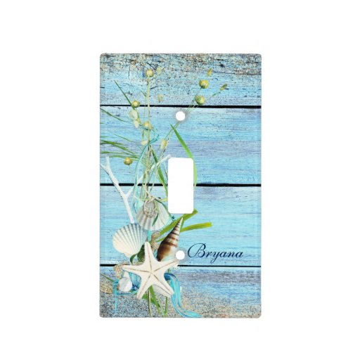 Beach Light Switch Plate Covers American Hwy