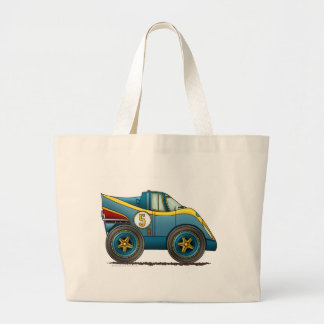 Blue World Manufactures Championship Car Bags/Tote Jumbo Tote Bag