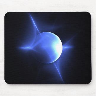 Blue World Mousepad