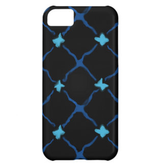 Blue X Marks The Spot iPhone 5C Case