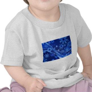 blue x-mas t shirt