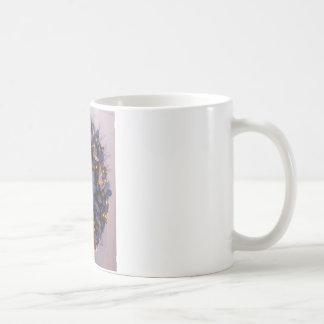Blue Xmas Coffee Mug