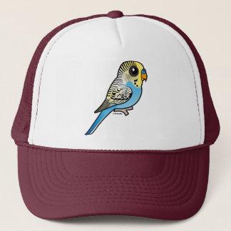 Blue & Yellow Budgie Trucker Hat