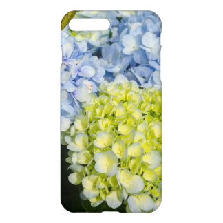 Blue Yellow Hydrangea iPhone 7 case savvy matte