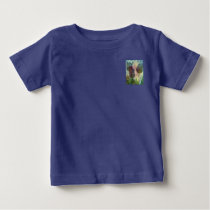 BLUE YELLOW RED BABY T-Shirt