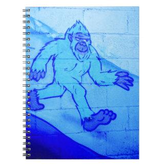 Blue Yeti notebook