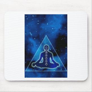 blue yogi mousepads