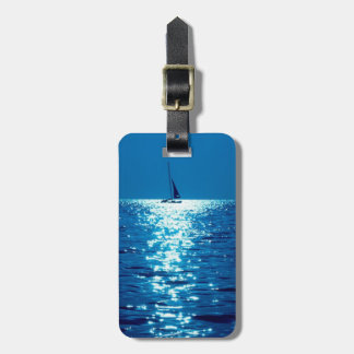 Blue Yonder Luggage Tag