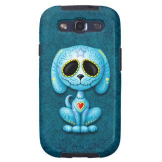 Blue Zombie Sugar Puppy Dog Samsung Galaxy SIII Case