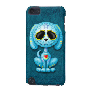 Blue Zombie Sugar Puppy iPod Touch (5th Generation) Cover