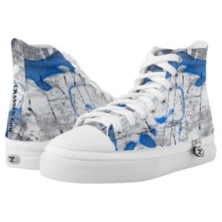 BlueArt HipHop One Printed Shoes