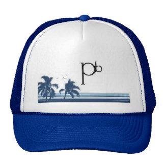 BlueBahaCaliHat Trucker Hat