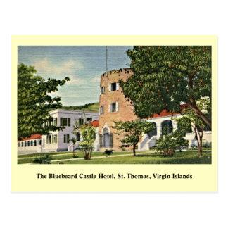 Bluebeard Castle St Thomas Virgin Islands Postcards