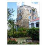 Bluebeard's Castle, St. Thomas Postcards