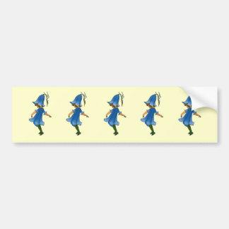 Bluebell Bumper Stickers
