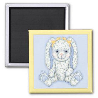 Bluebell Bunny Magnet