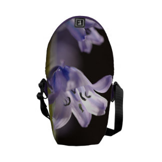 Bluebell Delight - Small Bag Courier Bags