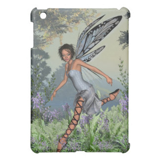 Bluebell Fairy in Spring Woodland iPad Mini Case