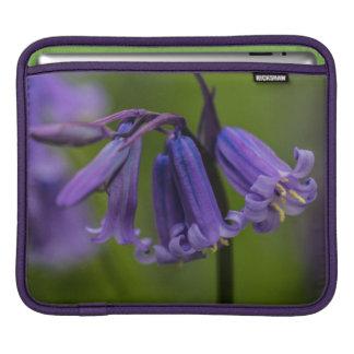 Bluebell Flower iPad Sleeve