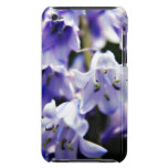 Bluebell flower iPod touch cases