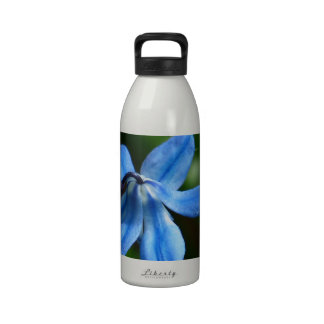 Bluebell Flower Water Bottles