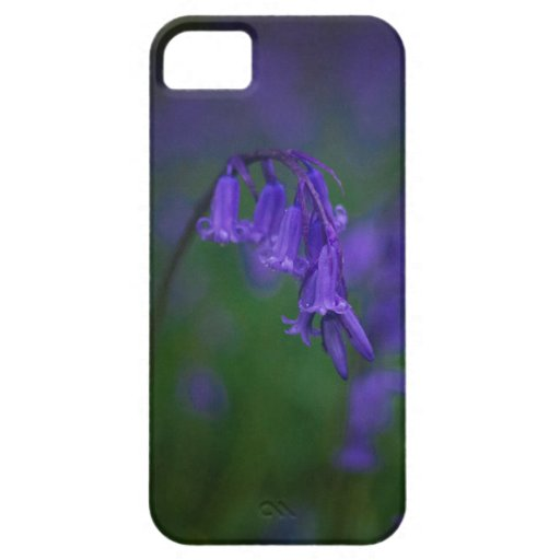 Bluebell iPhone 5 Cover