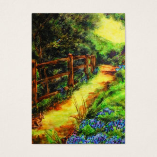 BlueBell Lane ACEO Art Trading Cards