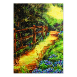 BlueBell Lane ACEO Art Trading Cards Large Business Cards (Pack Of 100)