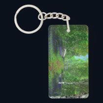 Bluebell Light Acrylic Keychain