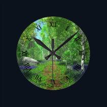 Bluebell Light Clock