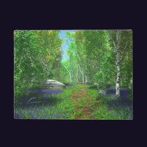 Bluebell Light Doormat