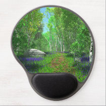 Bluebell Light Gel Mousepad