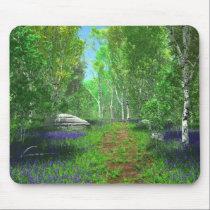 Bluebell Light Mousepad