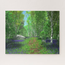Bluebell Light Puzzle