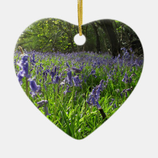 Bluebell Meadow Ceramic Ornament