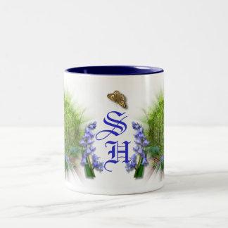 BLUEBELL MOMOGRAM ~ Mug