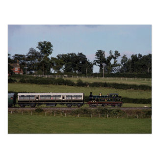 Bluebell Railway Postcard