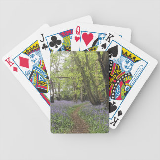 BLUEBELL WOOD 6 BICYCLE PLAYING CARDS